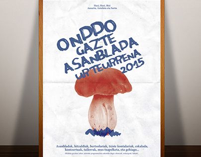 Onddo G.A. - Poster