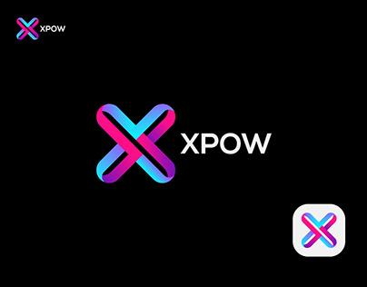 X modern logo (XPOW)