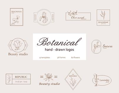 Floral Logo Kit