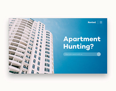 Apartment/Rental Search Website