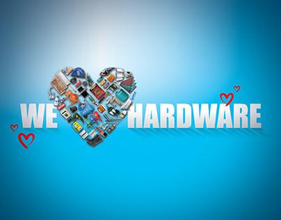 Hardware Shop Branding