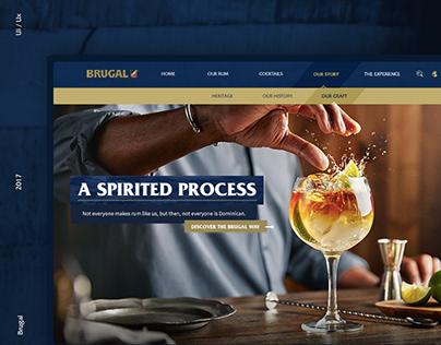 Brugal Rum Global