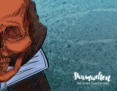 Shakespeare - 400 Years: Cover and Postcards
