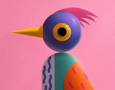 90's Bird