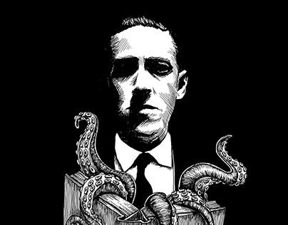 Lovecraft - Illustration