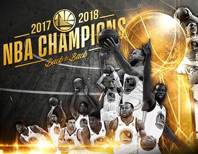 Golden State Warriors Championship DVD Intro
