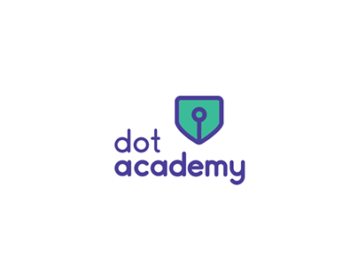 dot academy Brand identity