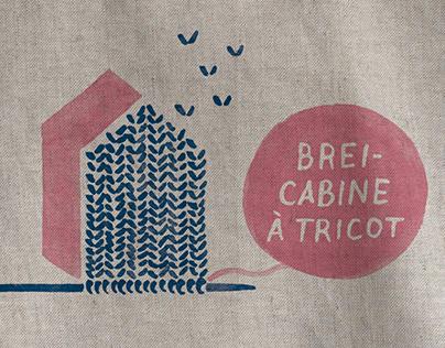 BREICABINE à tricoter