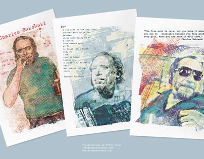 Bukowski Posters