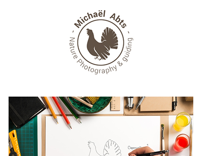 Nature Photography & Guiding Logo and Iconset design