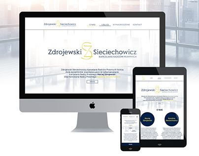 RWD website for Law Firm