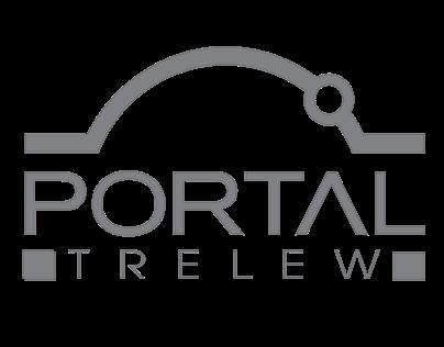 Vía pública Portal Trelew