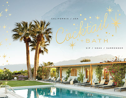 * Cocktail + Bath : Bath Products//