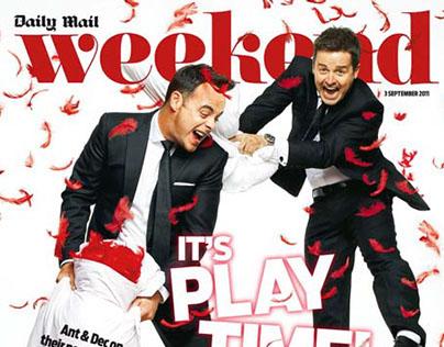 Daily Mail Weekend Portfolio