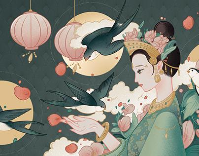 尚智×海宴天 | 燕窝礼盒包装设计