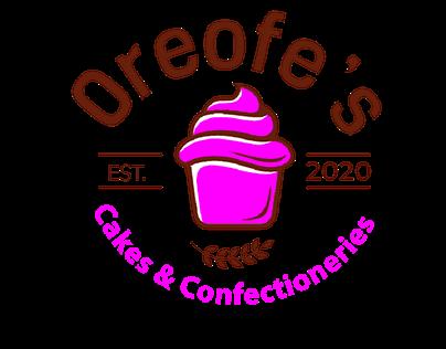 Business Logo for Oreofe brand