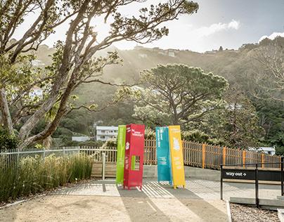 The Discovery Garden —Te Kaapuia o Te Waoku