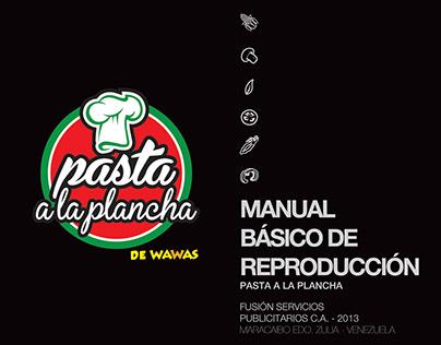 Pasta Logo Manual