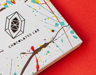 Chocolates Lab Packaging