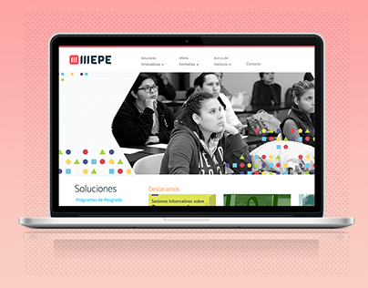 IIIEPE WEBSITE 2013-2018
