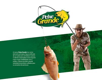 Peixe Grande Branding