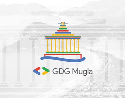 Google Developer Groups Mugla Logo