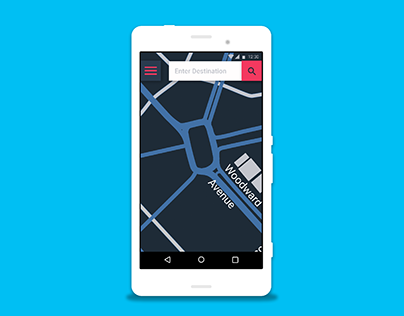 City Travel App Concept UI Designs
