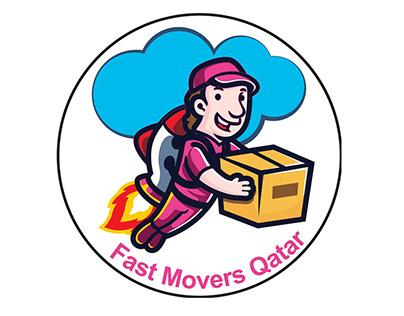 LOGO [Fast Movers Qatar]