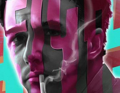 Fight Club // Digital Illustration