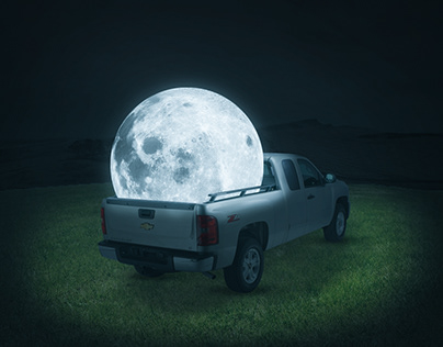 Brought you the Moon