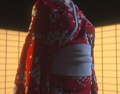 HANAMACHI OKIYA - Geisha