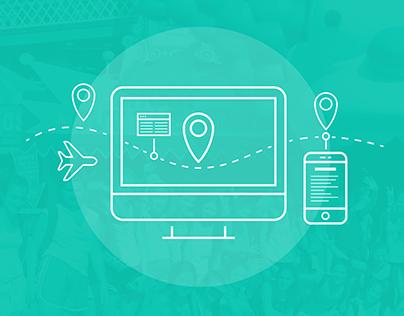 Test Viajes Website Design & Development