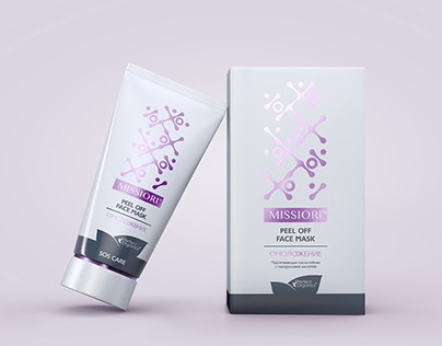 Packaging for Missiori cosmetics