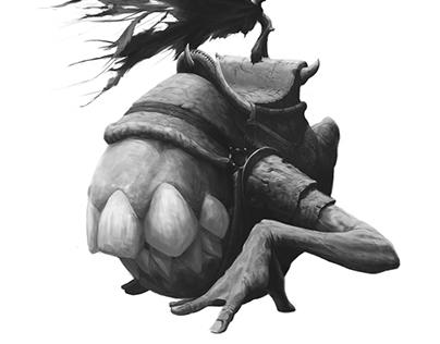 Concept Art: Creatures & Monsters