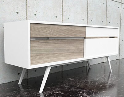 Sweet Thing. (Credenza)