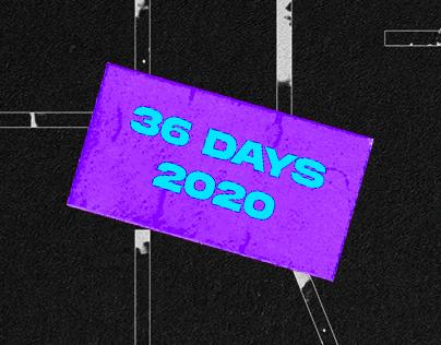 36DaysOfType 2020