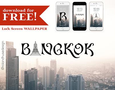 Bangkok Wallpaper Lock Screen