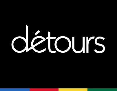Détours - L'inspiration pour destination