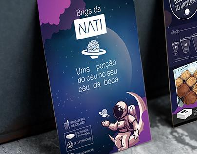 Flyer - Brigs da Nati [2019]