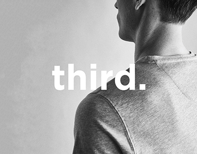 Third - Branding