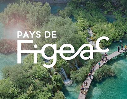 Branding and website – Figeac tourism