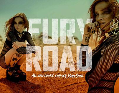 FURY ROAD | Killstar Mid-Summer Lookbook '18