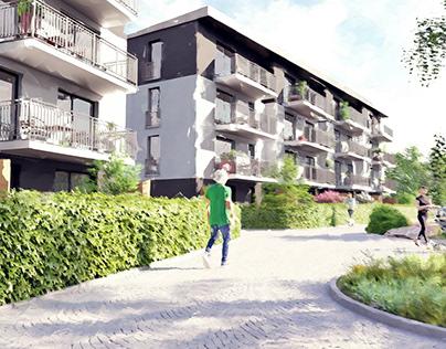 Developer Project - Apartment building