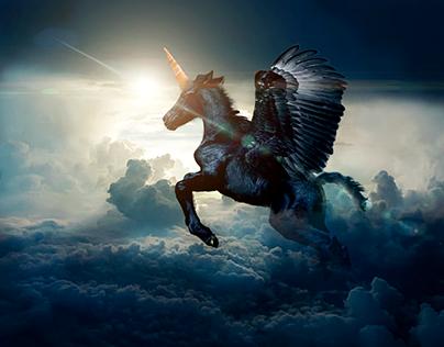 Soaring Unicorn