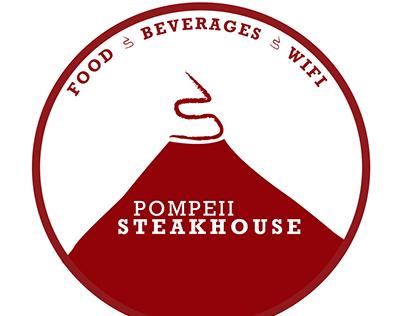 Pompeii Steakhouse Logo