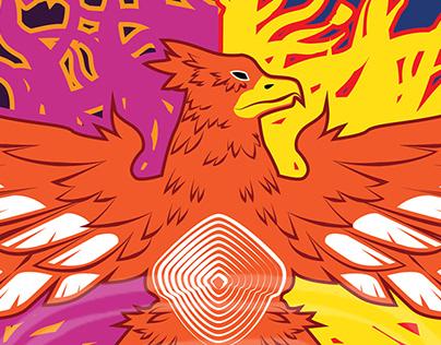Werika-Águila-Adler-Águia-Eagle