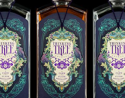 Thinking Tree Spirits