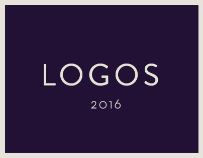 Various logos 2016