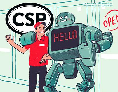 Robot Revolution / CSP Magazine