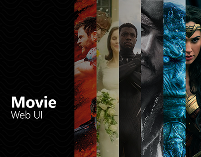 Movie Web UI